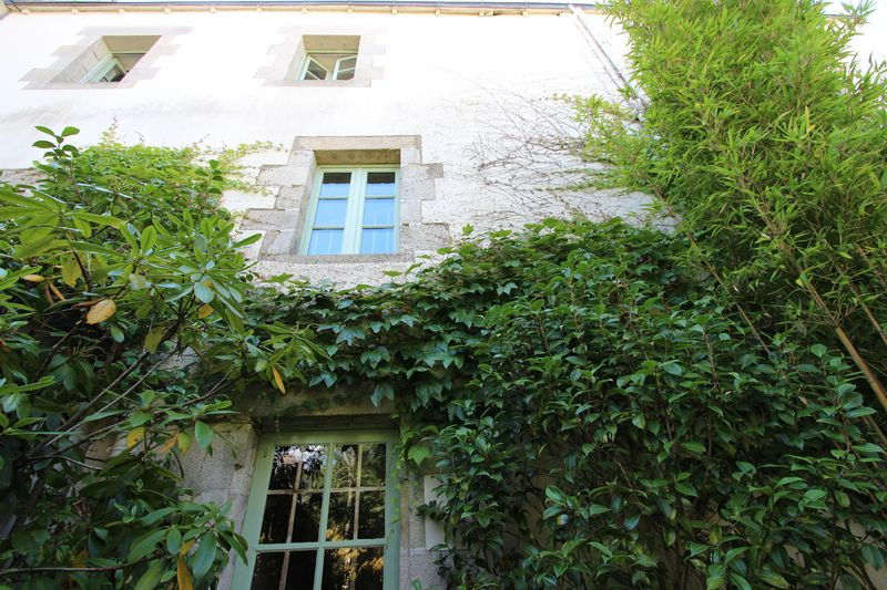 D coration location maison avec jardin quimper saint for Jardin quimper