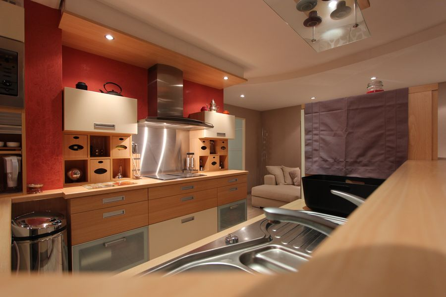 Vendre appartement type loft centre ville 2 chambres et for Achat appartement loft