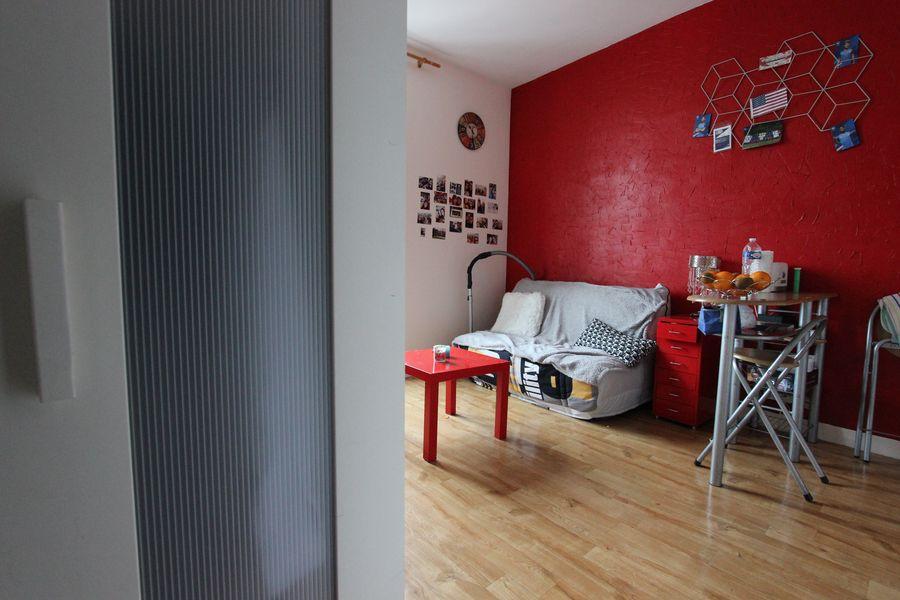 vente studio pour investissement au centre ville de quimper l 39 agence immobilier associ s. Black Bedroom Furniture Sets. Home Design Ideas
