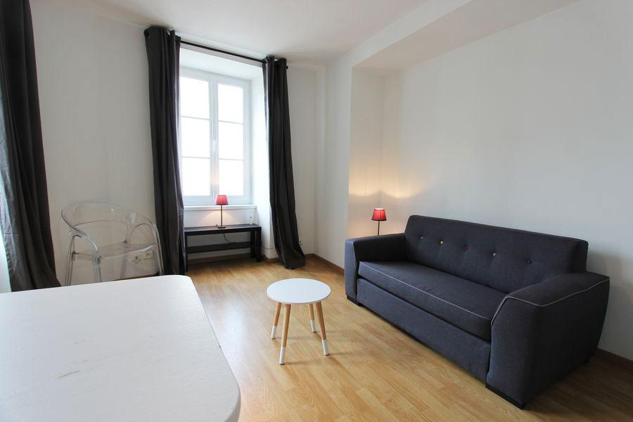 Location Appartement T2 Meuble Quimper Centre Villel Agence Immobilier Associes