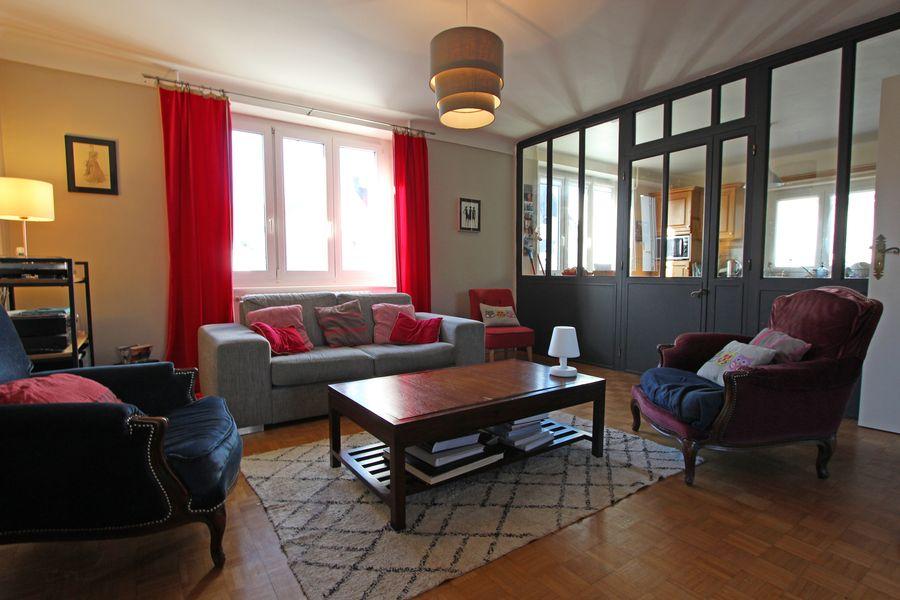 Maison A Vendre Quimper Centre Ville 5 Chambres Garagel Agence Immobilier Associes